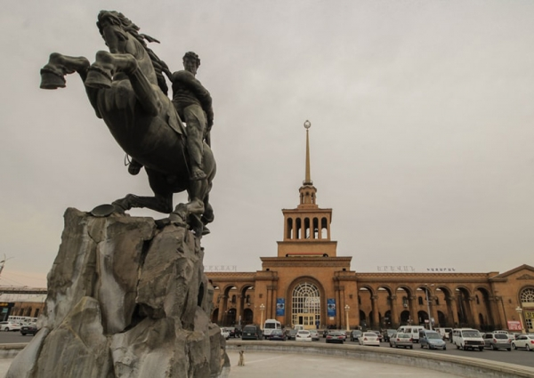 Yerevan Train Station - All You Need to Know Before Visiting the Yerevan Railway Station-2-min