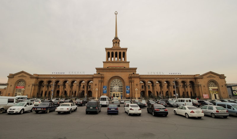 Yerevan Train Station - All You Need to Know Before Visiting the Yerevan Railway Station-1-min