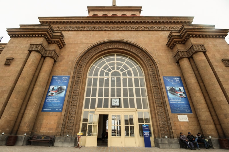 Yerevan Train Station - All You Need to Know Before Visiting the Yerevan Railway Station-3-min