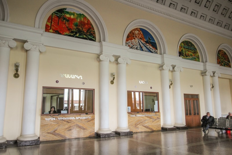 Yerevan Train Station - All You Need to Know Before Visiting the Yerevan Railway Station-6-min