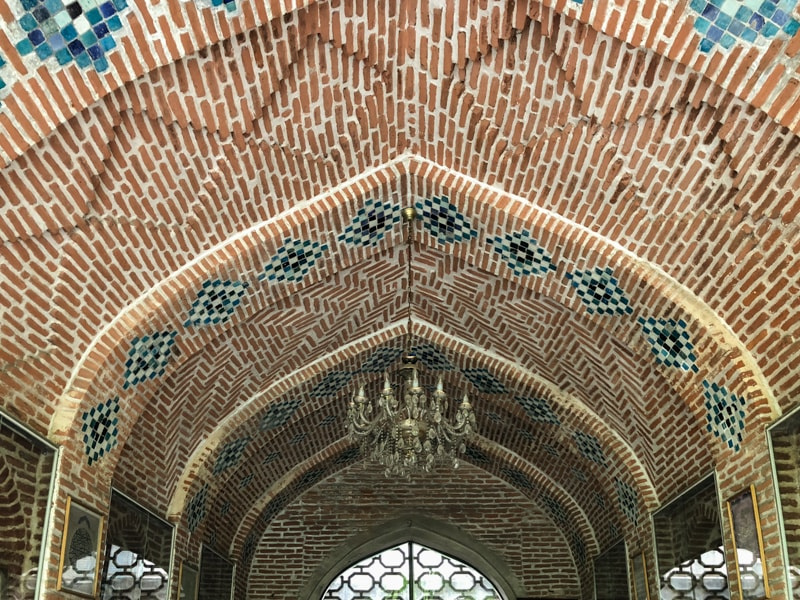 blue mosque yerevan armenia-1-min
