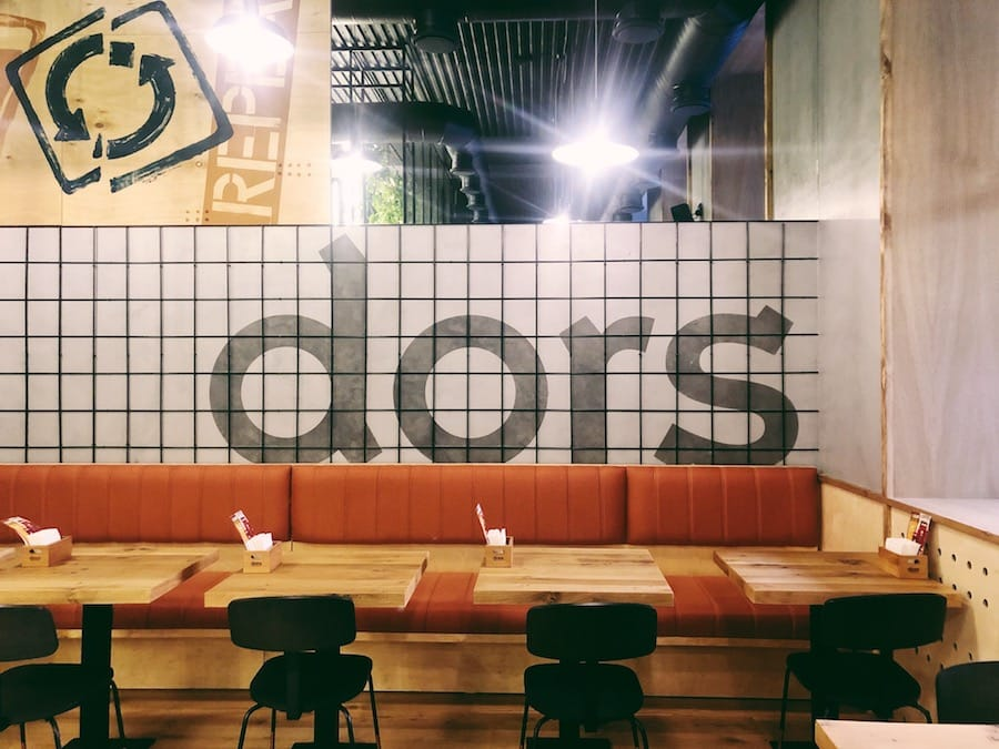 Beer in Yerevan - Dors Craft Beer & Kitchen
