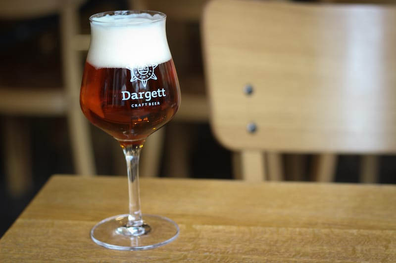 dargett craft beer in yerevan armenia