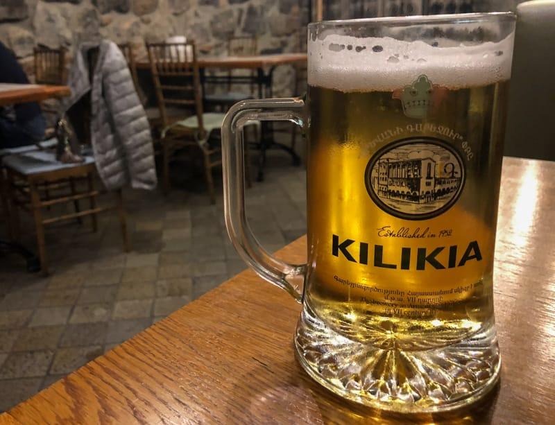 beer in yerevan - armenia beer guide-1