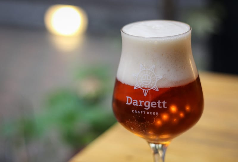 dargett craft beer in yerevan armenia vertigo IPA
