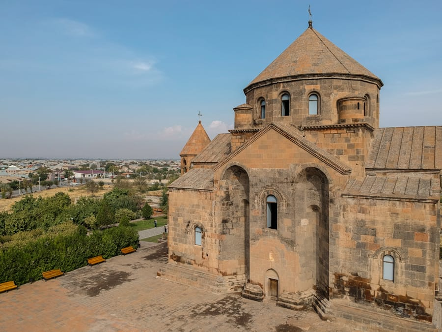 Things to do in Etchmiadzin Armenia (Vagharshapat)