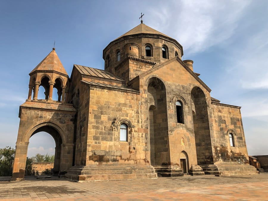 Things to do in Etchmiadzin Armenia (Vagharshapat) - Saint Hripsime Cathedral