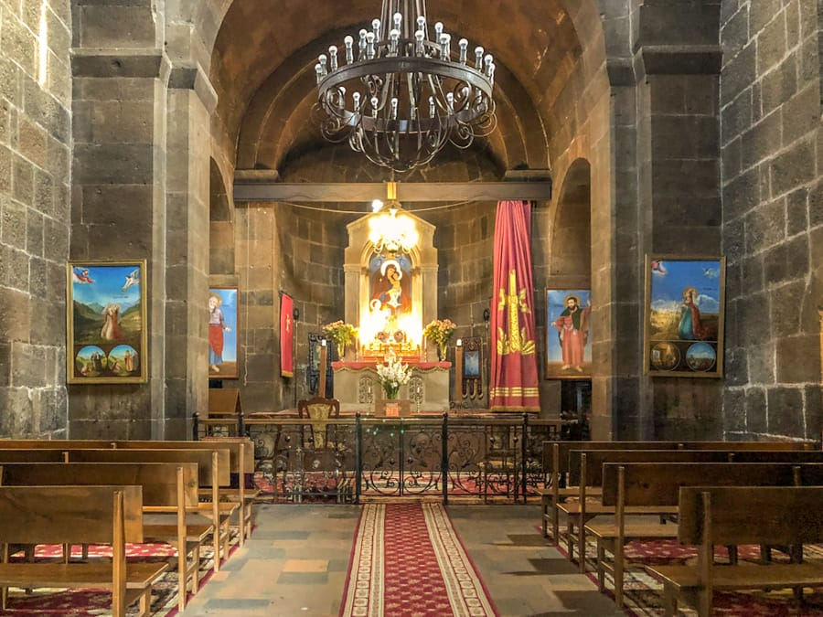 Shoghakat Church Things to do in Etchmiadzin Armenia (Vagharshapat)