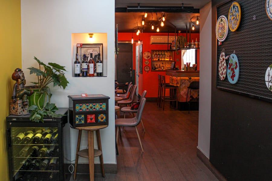 Saryan Street Yerevan Armenia - Mane Cocktail Bar