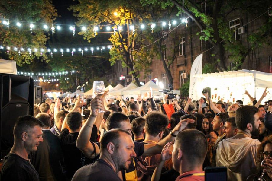 Saryan Street Yerevan - Yerevan Wine Days-3