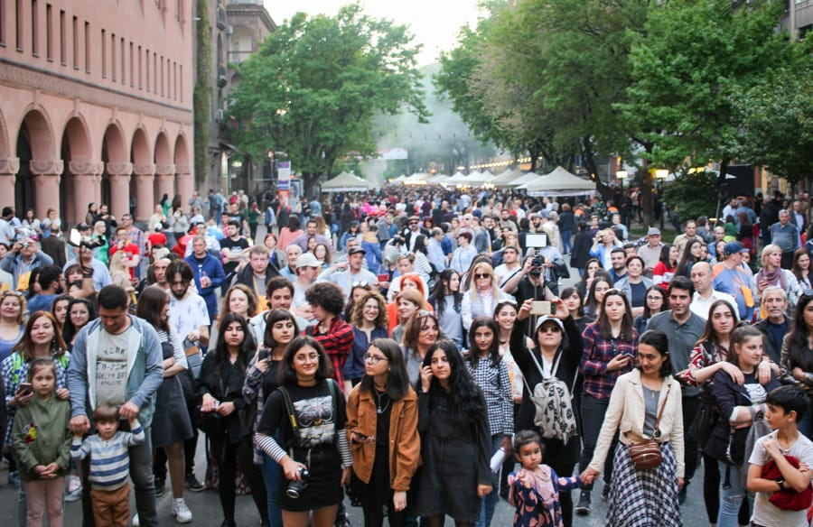 Yerevan Wine Days: How to Experience Yerevan's Biggest Street Festival