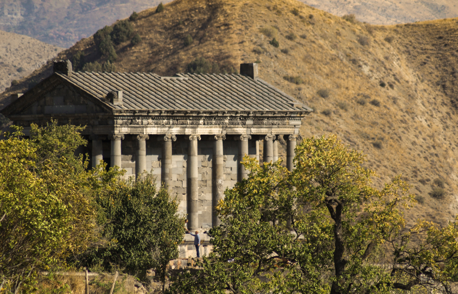 things to do in garni armenia pagan temple village-10