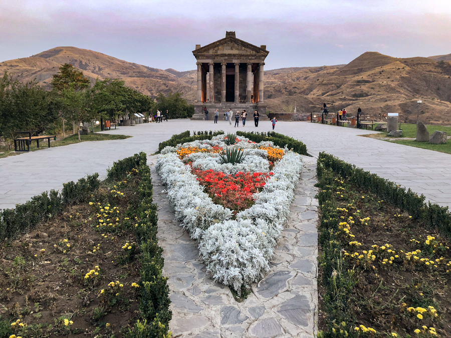things to do in garni armenia pagan temple village-19
