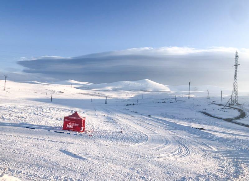Ashotsk Ski Centre - Skiing in Armenia (Cross-country)