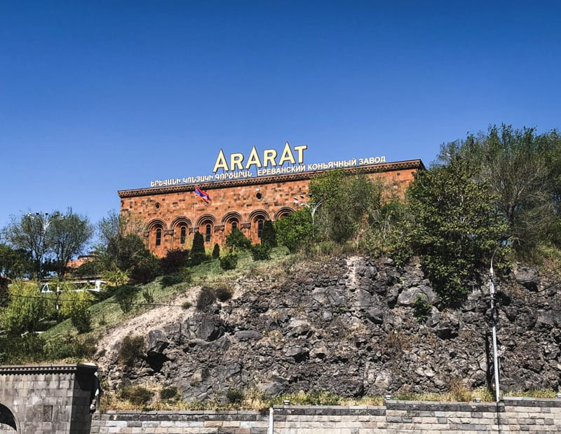 Hrazdan Gorge things to do and Yerevan off the path guide