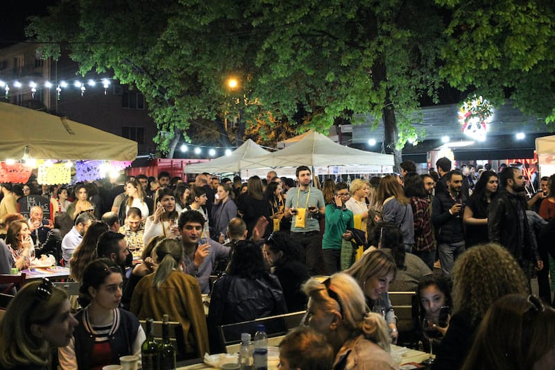 Yerevan Wine Days: How to Experience Yerevan's Biggest Street Festival
