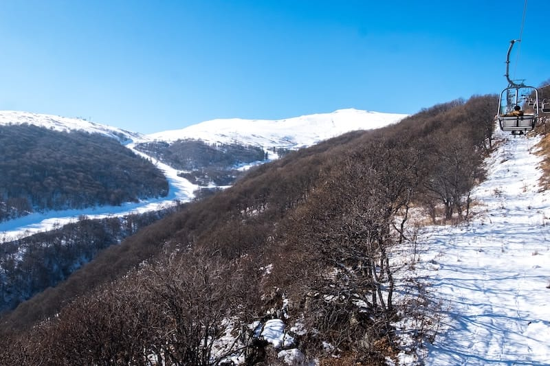 Armenia winter guide