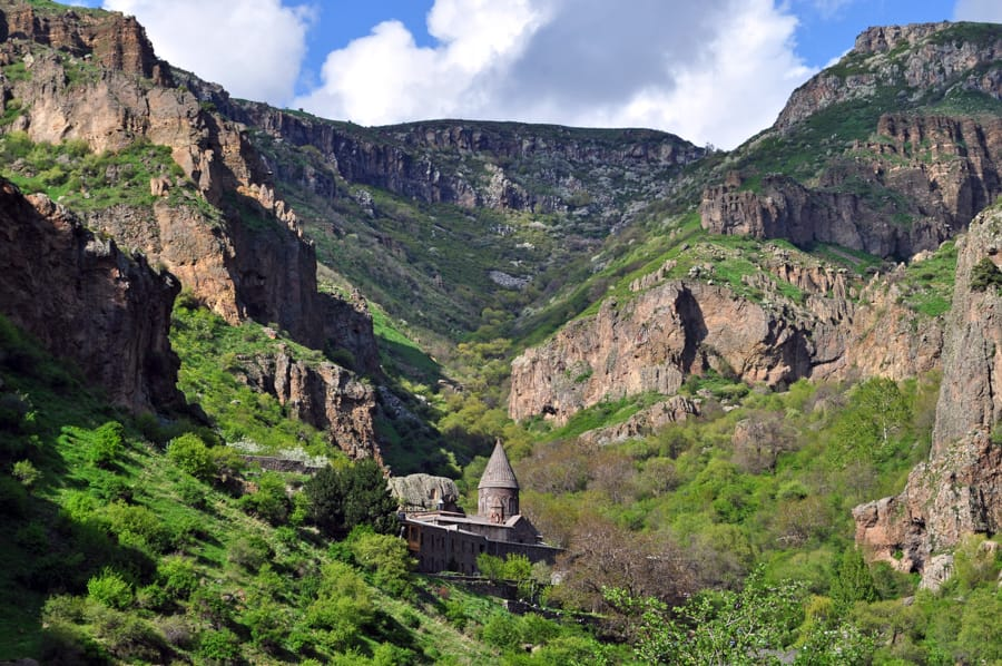 Geghard Monastery: Best day trips from Yerevan, Armenia (Yerevan day trips guide)