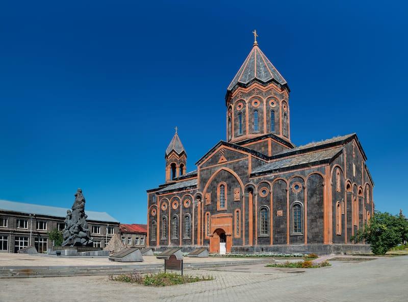 Things to do in Gyumri Armenia