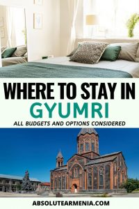 Where to stay in Gyumri, Armenia : Best Gyumri Hotels for Travelers | Gyumri Armenia #travel #armenia #gyumri #shirak #gyumrihotels | Armenia Trips | Places Near Yerevan | Places to Visit in Armenia | Gyumri Hotels | Gyumri Hostels | What to do in Gyumri | What to see in Gyumri | Armenia travel | Gyumri travel | Armenia Things to do | Shirak Armenia | Cafes in Gyumri | Guesthouses Gyumri | Visit Armenia | Gyumri photography | Armenia photography | Visit Gyumri