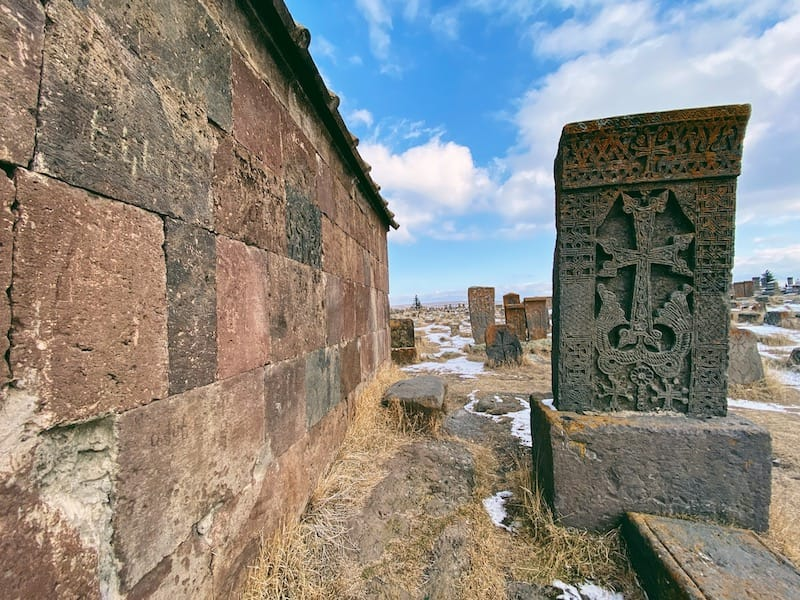 How to Easily Get From Yerevan to Noratus Cemetery