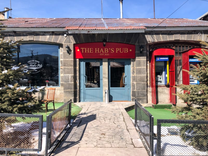 Best things to do in Tsaghkadzor, Armenia (What to do in Tsaghkadzor, Food, Drinks, Activities): Hab Pub