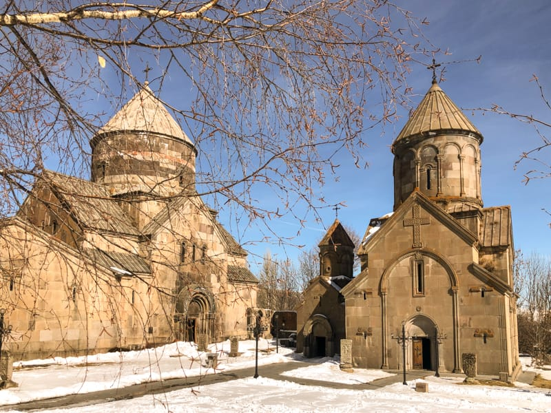 Best things to do in Tsaghkadzor, Armenia (What to do in Tsaghkadzor, Food, Drinks, Activities): Kecharis Monastery
