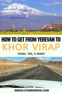 How to get from Yerevan to Khor Virap Monastery: Travel to Khor Virap | Armenia #travel #armenia #yerevan #khachkar #monastery #khorvirap #ararat | Armenia Trips | Places Near Yerevan | Places to Visit in Armenia | Yerevan Day Tours | Tours from Yerevan | What to do in Yerevan | What to see in Armenia | Armenia travel | Khor Virap Armenia | Armenia Places | Armenia Sights | Where to go Armenia | Armenia history | Armenia photography | Yerevan travel