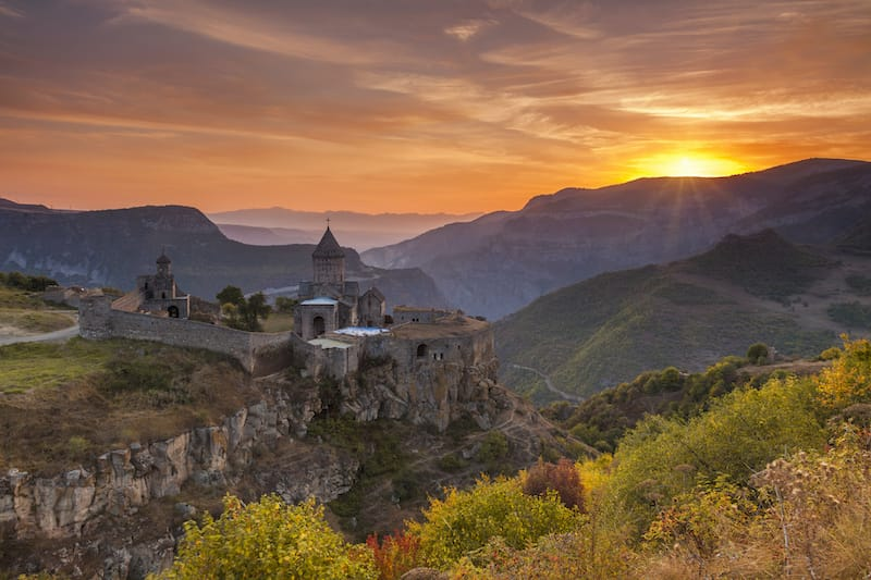 Complete travel guide to Tatev Monastery in Armenia