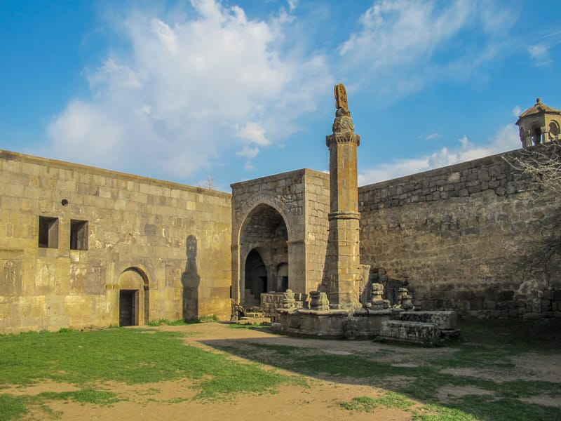 A Complete Travel Guide to Tatev Monastery (Tips & More!)