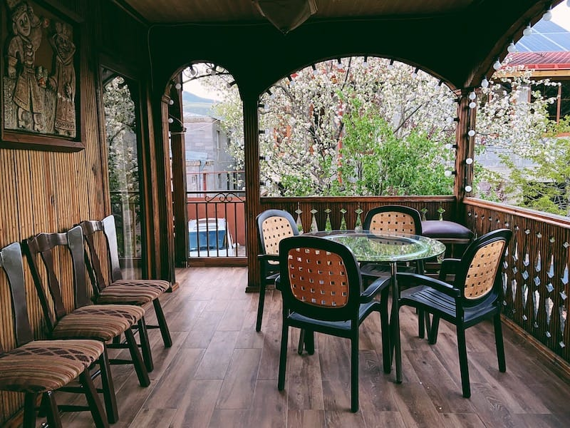 B&B MagHay Review: Armenia's Best Breakfast is in Vanadzor