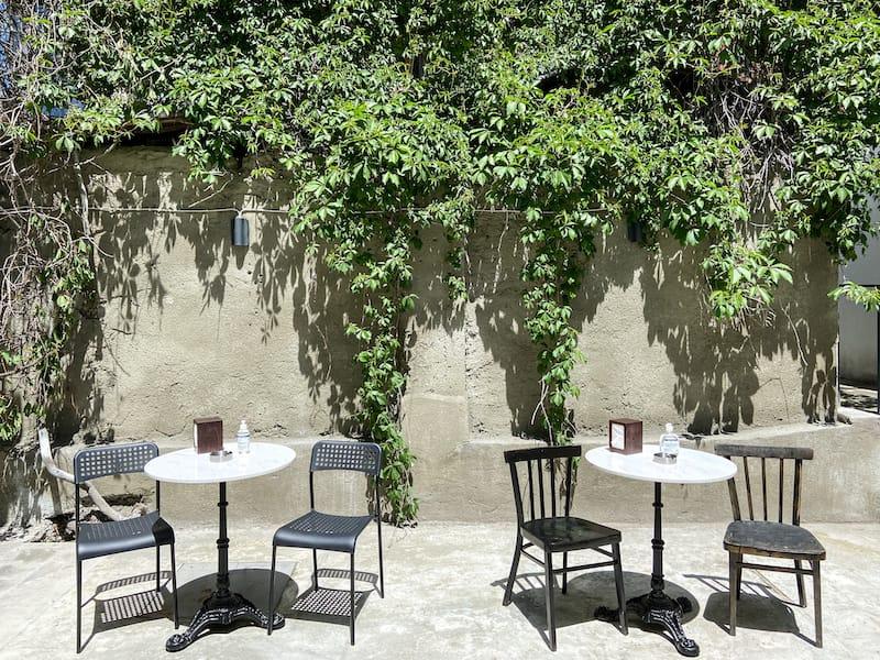 Keerk & Co.   Yerevan's Chillest New Cafe - Library