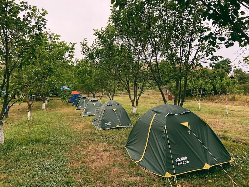 Shahnazar Adventure Campsite: The Perfect Legends Trail Pit-Stop