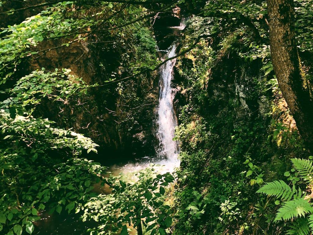 Tandzaver Waterfall Secret Syunik
