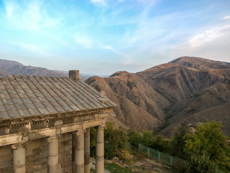 Best Armenia tours: Garni and Geghard Monastery