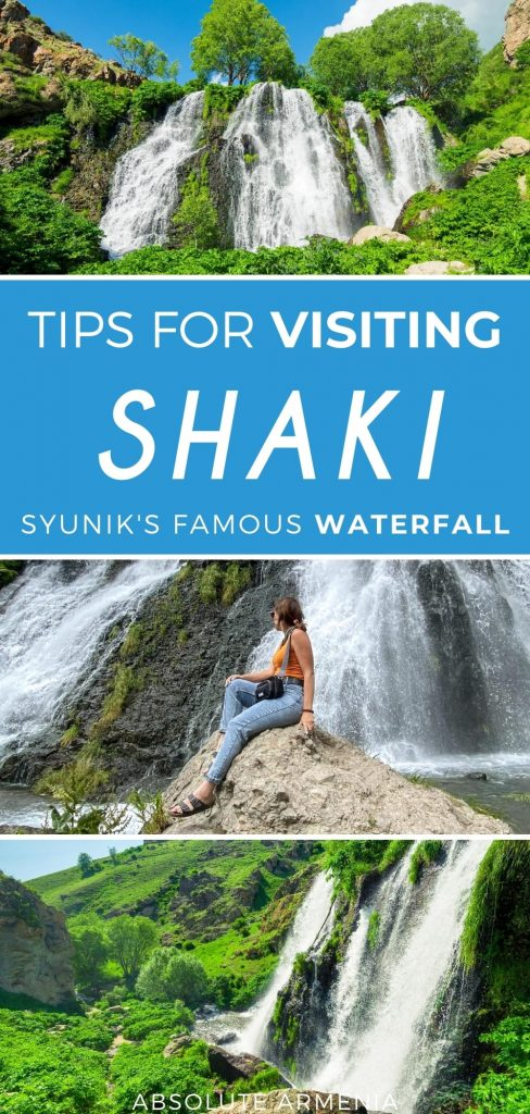 How to Visit Shaki Waterfall in Armenia - and why you should go there! | Visit Armenia | Shaki Waterfall | Syunik Armenia | Yerevan Travel | What to do in Yerevan | Yerevan day trips | Day trips from Yerevan | South Armenia | Caucasus Travel | Armenia Adventure | Hiking in Armenia | Hiking in the Caucasus | Camping in Armenia | Armenia Nature | Armenia photography | Armenia travel | Zorats Karer | Armenia waterfall | Things to do in Yerevan | Places to visit in Armenia