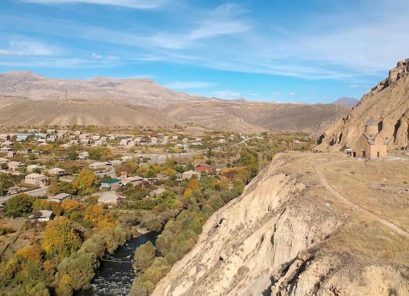 Things to do in Armenia in autumn: Visit Areni
