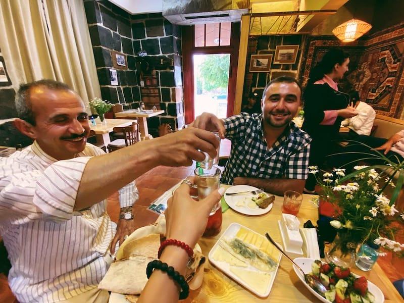 Gwoog gastrohouse gyumri armenia