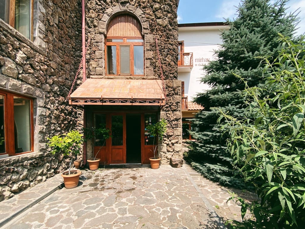 Reasons to stay at Hotel Mirhav in Goris