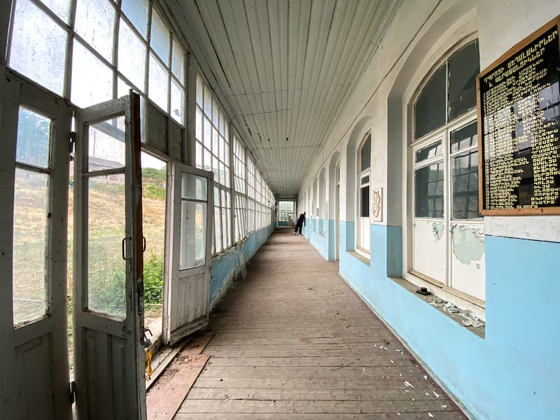 Shrvenants School: An Illuminative Walk through its Abandoned Halls