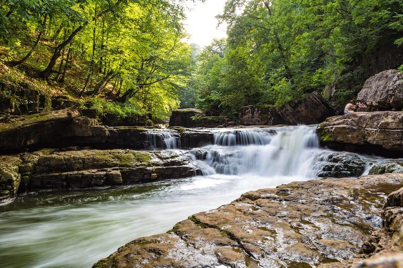 Lastiver Waterfall in Tavush Armenia
