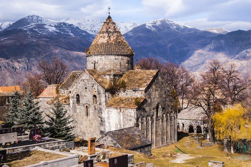 Sanahin Monastery in Lori Armenia