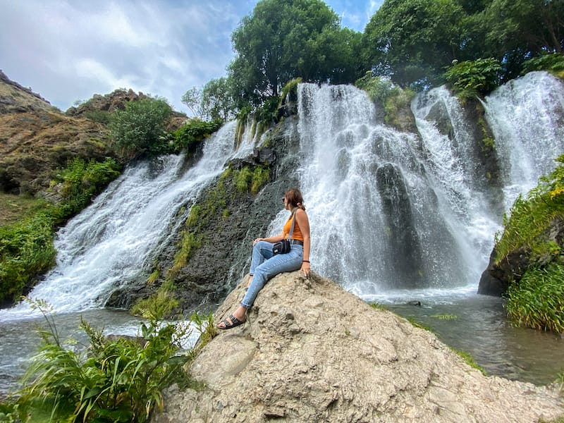 Waterfalls in Armenia - Best Armenia waterfall to visit on your trip-6