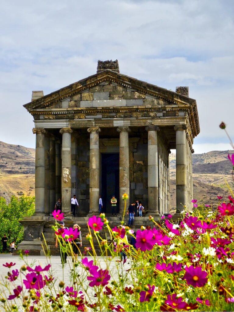 Garni Temple facts