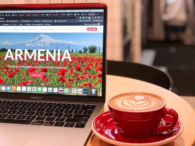 Best coffee in Yerevan, Armenia - Yerevan coffee guide