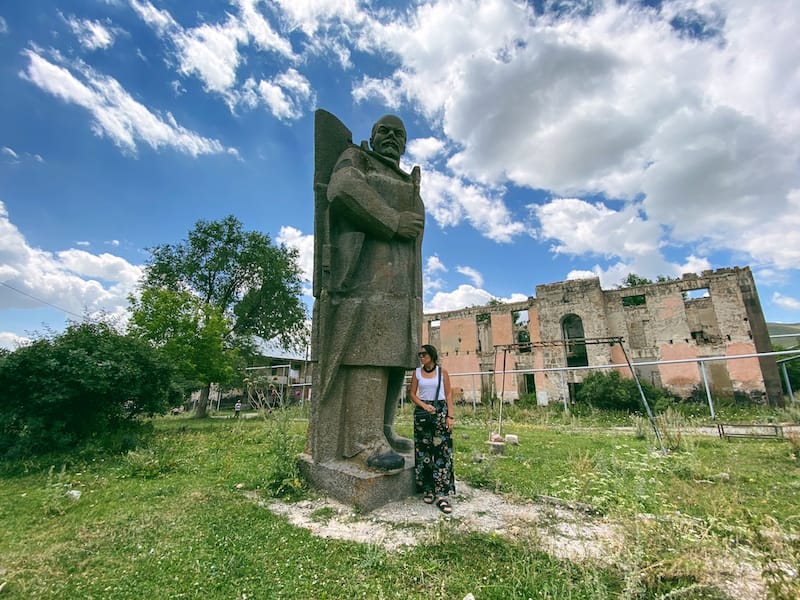 Things to do in Amasia, Armenia - Shirak Marz-4