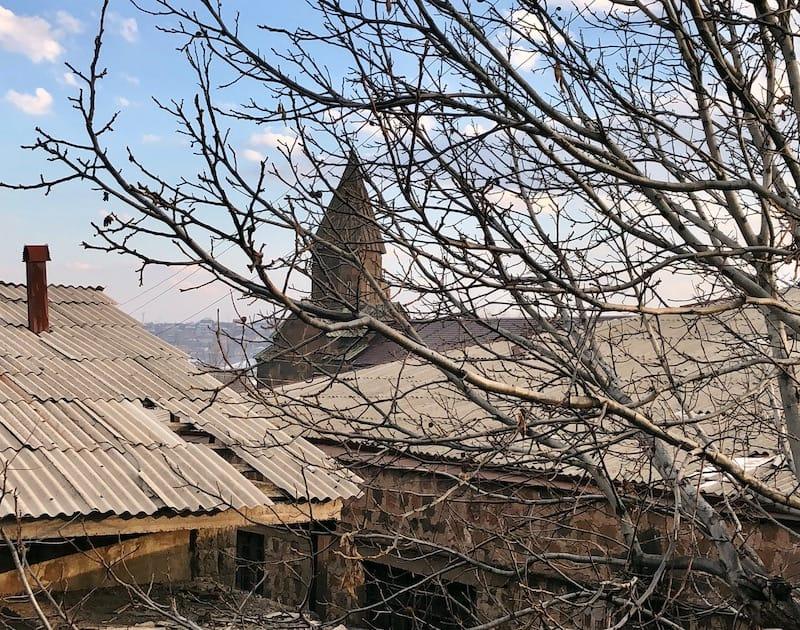 Yeganyans' Guest House and Wine Yard in Ashtarak, Armenia