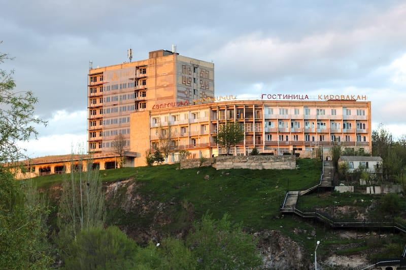 Kirovakan Hotel in Vanadzor-8