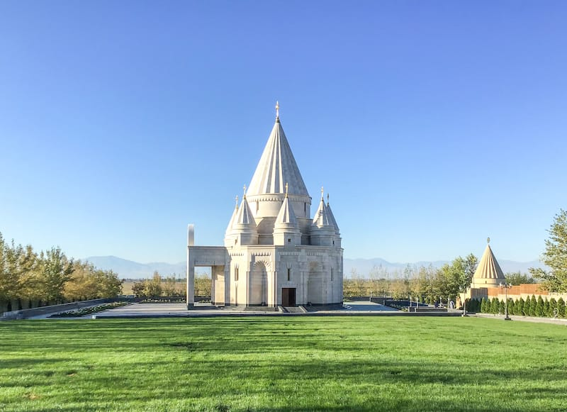 Yazidi Temple in Armenia-3