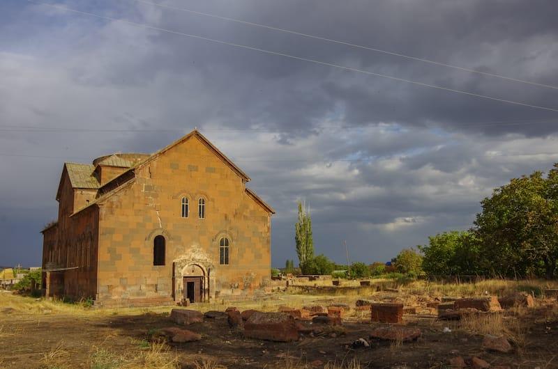 Aruchavank Monastery